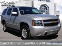 Our gorgeous 2013 Chevrolet Tahoe LT 4WD shown in