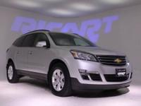 2013 Chevrolet Traverse LT and MotorTrend Certified.