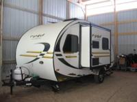 2013 Forest River R Pod M177. With a predominantly