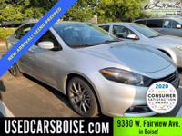 Bright Silver Metallic Clearcoat 2013 Dodge Dart
