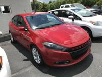 2013 Dodge Dart SXT/Rallye** Turbo charged 4D Sedan *8