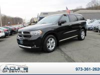 This 2013 Dodge Durango Crew is proudly offered by
