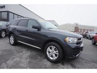 This 2013 Dodge Durango SXT is a real winner with