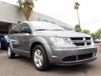 Options:  2013 Dodge Journey Fwd 4Dr