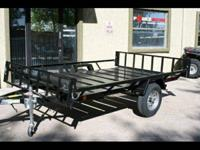 New Echo 2 Place ATV Trailer with warranty. Powder