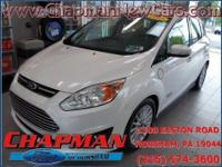 2013 Ford C-Max Energi SEL, Certified, 172 POINT