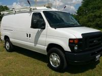 Options:  2013 Ford E250 Cargo Van 3Dr Cargo