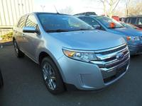 Outstanding design defines the 2013 Ford Edge! It just