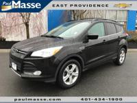 Options:  2013 Ford Escape Se|Come Experience A Whole