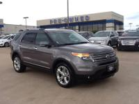 This outstanding example of a 2013 Ford Explorer 4WD