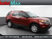 This 2013 Ford Explorer Base is proudly offered by