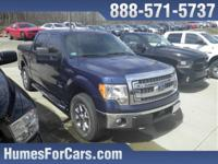 Checkout this Humes 2013 Ford F150 XLT SuperCrew XLT