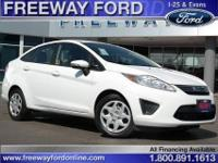 $10,500+599.50D&H=$11,099.50!! Fiesta SE, HEATED SEATS,