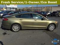 ONE OWNER, FRESH FORD SERVICE, FRESH PA. INSPECTION,