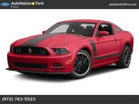 AutoNation Ford Frisco is thrilled to provide this 2013
