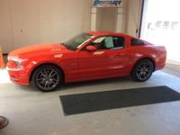 2013 Ford Mustang GT Premium, MotorTrend Certified, and