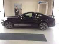 2013 Ford Mustang V6 Premium, MotorTrend Certified, and