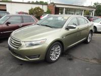 2013 FORD TAURUS SEDAN 4 DOOR 4dr Sdn Limited FWD Our