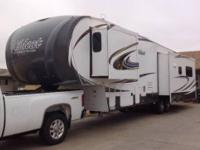 2013 Forest River Wildcat M344QB. 2013 Forest River