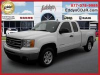 This 2013 GMC Sierra 1500 SLE has less than 13k