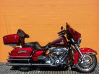 The Street Glide model is also a must see for
