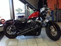 2013 Harley-Davidson Sportster Forty-Eight ALREADY A
