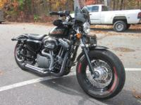 Harley Davidson SPORTSTER 48! This bike is Super Clean