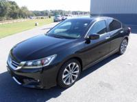 This 2013 Honda Accord Sdn 4dr I4 CVT Sport is offered