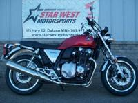 2013 Honda CB1100 ALL NEW CB1100 BUY THIS ALL NEW 2013