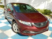 Honda Certified, Superb Condition, CARFAX 1-Owner, ONLY