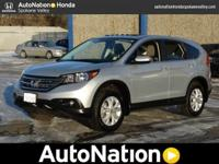 This 2013 Honda CR-V EX is happily provided by