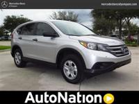 2013 Honda CR-V Our Location is: Mercedes-Benz of