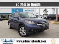 Ed Morse Honda is excited to offer this 2013 Honda