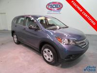 2013 Honda CR-V SUV ** LX ** GOOD TIRES ** GREAT MPG **