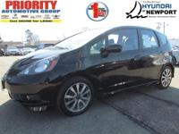 The used 2013 Honda Fit in MIDDLETOWN, RHODE ISLAND is