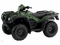 Make: Honda Year: 2013 Condition: New 4x4, Power