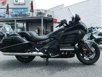 2013 Honda Gold Wing F6B Priced to Sell. Four Year