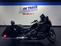 2013 HONDA GOLDWING F6B DELUXE On Track Powersports