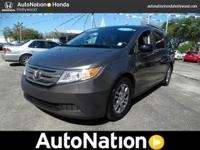 This 2013 Honda Odyssey is offered to you for sale by