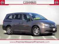 CARFAX One Owner. Smoky Topaz Metallic 2013 Honda