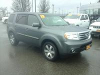 Looking for a clean, well-cared for 2013 Honda Pilot?