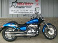 2013 Honda Shadow Spirit 750 (VT750C2) NEW 2013 SPIRIT