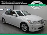 2013 Hyundai Genesis 4dr Sdn V6 3.8 L. Our Location is: