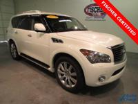 2013 INFINITI QX56 *** Technology Pkg ** Deluxe Touring