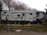 Trailer is in Canada and for sale in Canadian dollars.
