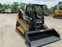 2013 JCB 260T 2013 JCB 260T Tier 4 Skid Steer Loader