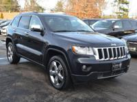 Treat yourself to a test drive in the 2013 Jeep Grand