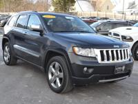 Discerning drivers will appreciate the 2013 Jeep Grand