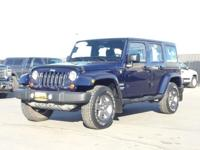 2013 Jeep Wrangler Unlimited 4dr 4x4 Sport Sport Our