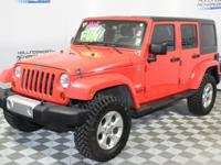 New Price! Rock Lobster Clearcoat 2013 Jeep Wrangler